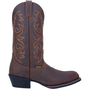 "'Laredo' Men's 12"" Mick Western - Brown / Tan"