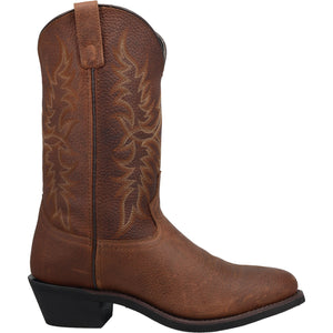 "'Laredo' Men's 12"" Saw Mill Western Round Toe - Brown"
