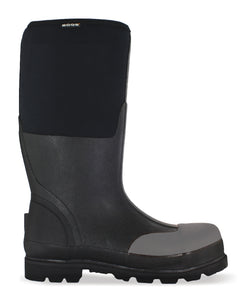 Forge Steel Toe Boot - Black