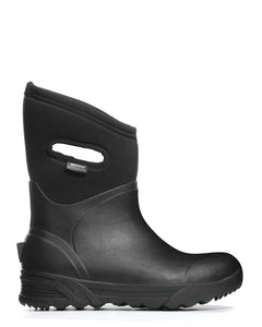 "'Bogs' Men's 11"" Bozeman Insulated WP Mid - Black"