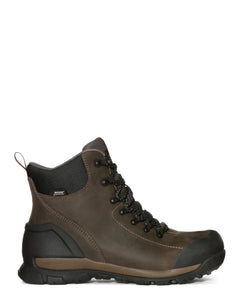 'Bogs' Men's Foundation Mid WP Comp Toe - Brown / Black