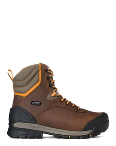 "'Bogs' Men's 8"" Bedrock Insulated Comp Toe - Brown / Black"