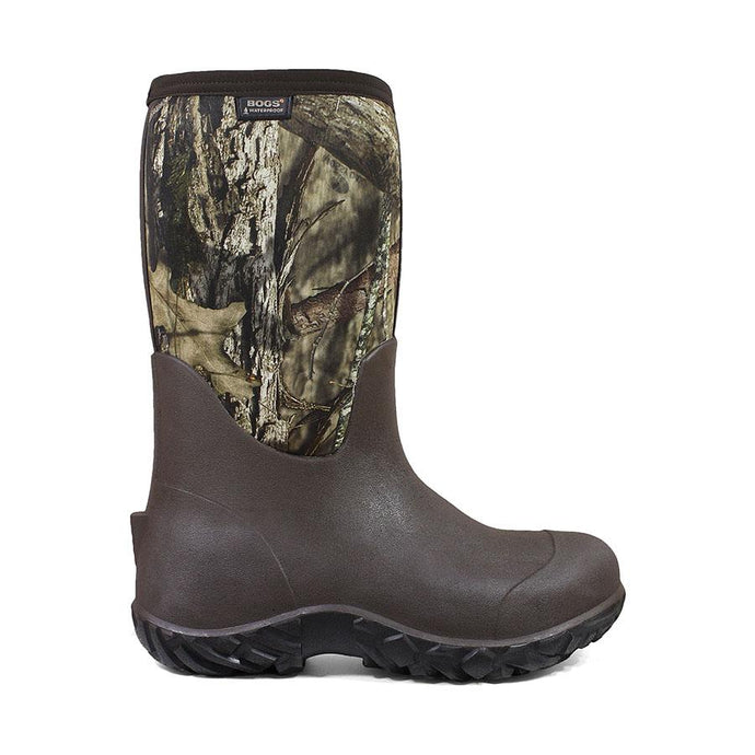 'Bogs' Men's Warner Extreme Insulated WP Boot - Mossy Oak