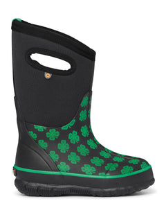 'BOGS' Kids' Classic 4H Insulated WP Winter - Black Multi