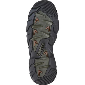 'Rocky' Men's BlizzardStalker 1200GR Insulated WP Steel Toe - Brown / Black