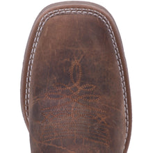 "11"" Rustic Rancher Stockman Boot - Brown"