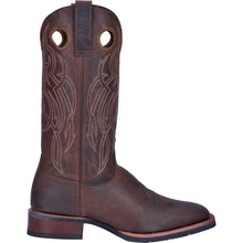 "'Laredo' Men's 13"" Caden Western Square Toe - Brown"
