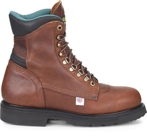 "8"" Sarge Hi - Brown"