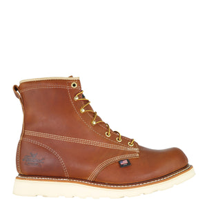 "'Thorogood' Men's 6"" American Heritage Maxwear Wedge™ - Tobacco"