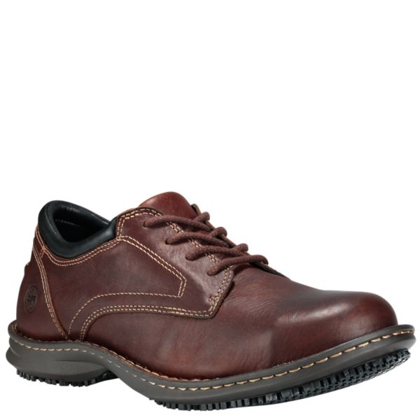 Gladstone ESD Steel Toe - Brown