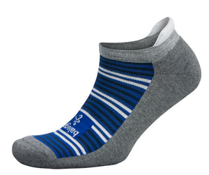 'Balega' Hidden Comfort - Charcoal / Cobalt
