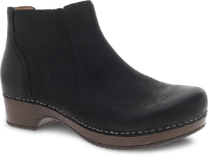 'Dansko' 9425-107800 - Women's Barbara Burnished Nubuck - Black
