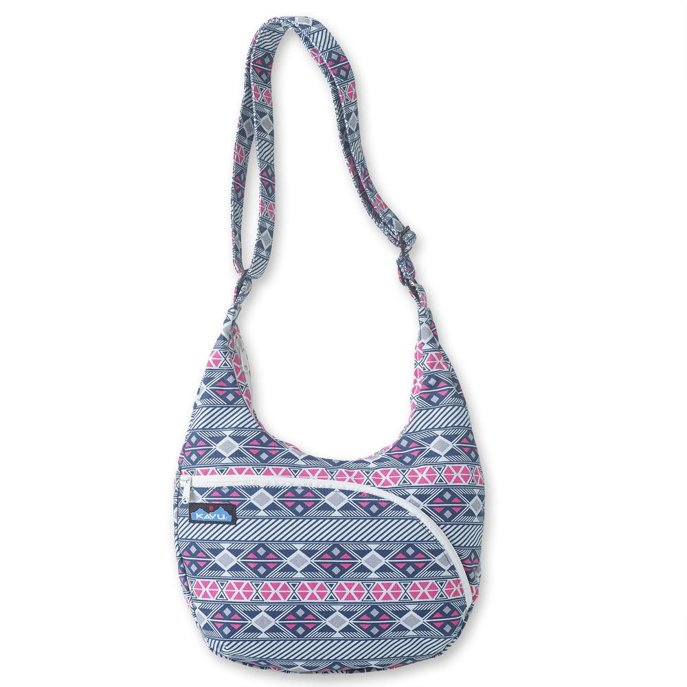 'KAVU' Sydney Satchel - Gem Inlay