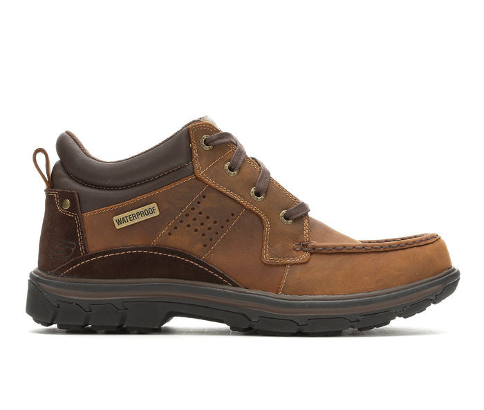 'Skechers' Men's Segment Melego Hiker - Brown (Wide)