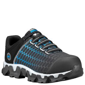 Powertrain Sport ESD Alloy Toe Slip On - Black / Blue