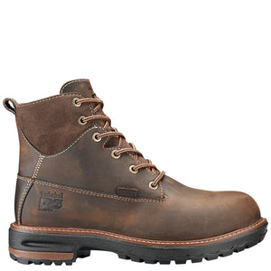 "'Timberland Pro' Women's 6"" Hightower WP Alloy Toe - Dark Brown"