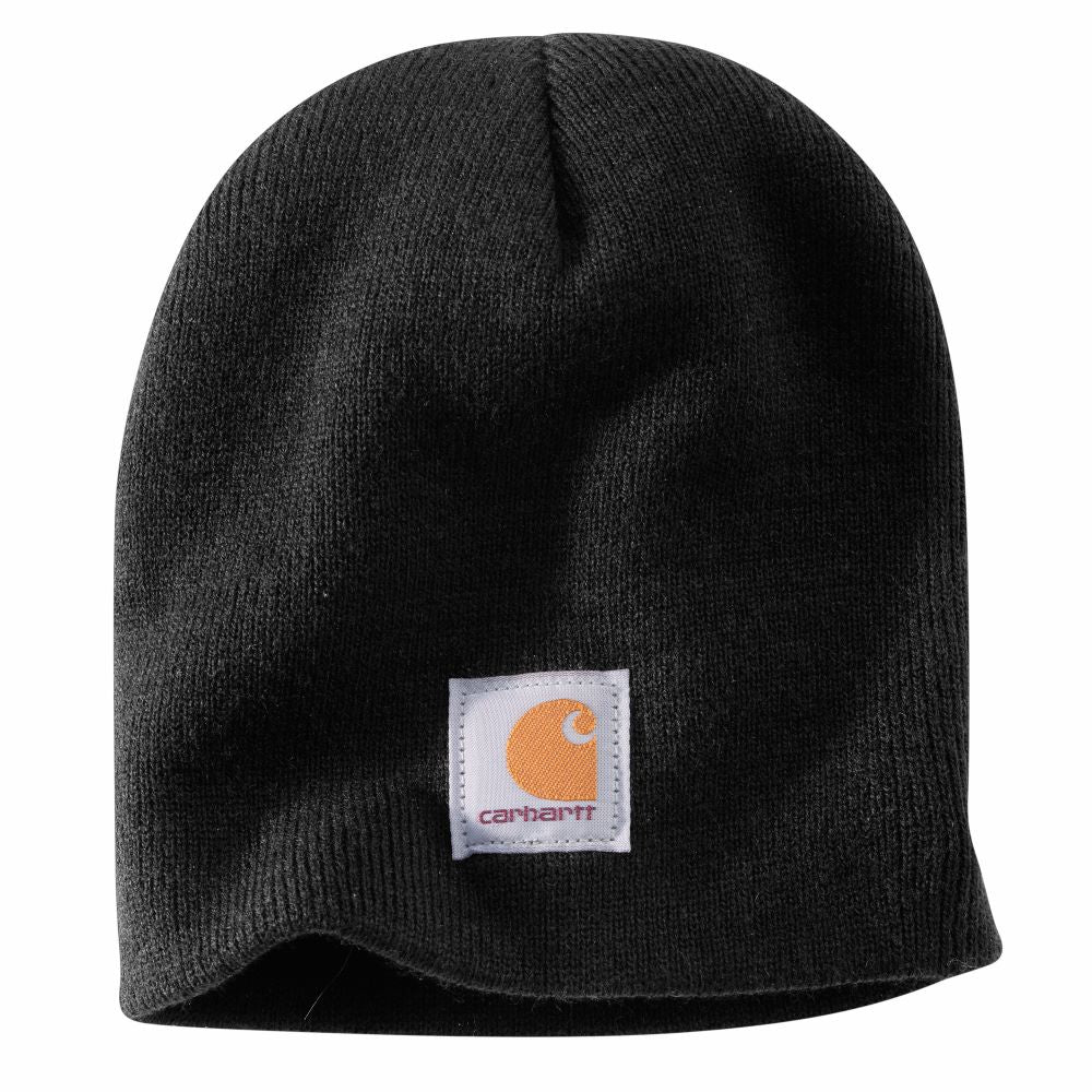 'Carhartt' Men's Acrylic Knit Beanie - Black