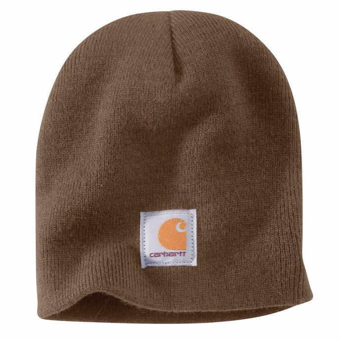 'Carhartt' Men's Acrylic Knit Beanie - Canyon Brown