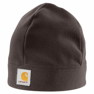 'Carhartt' Men's Fleece Beanie - Dark Brown