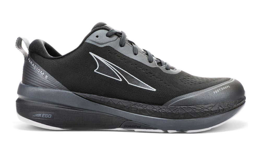 'Altra' Men's Paradigm 5 Athletic - Black