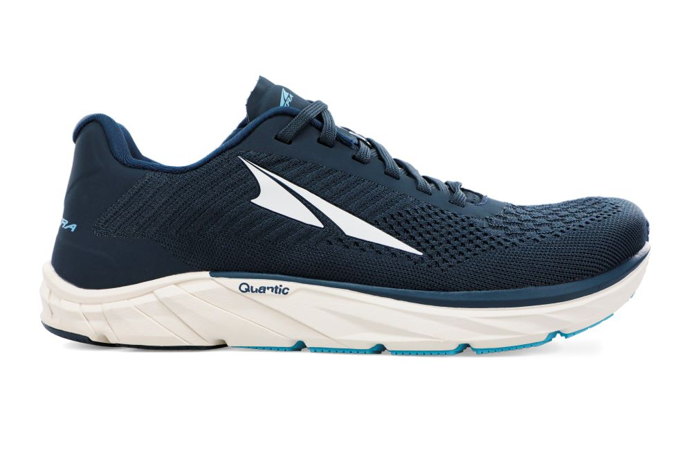 'Altra' Men's Torin 4.5 Plush Athletic - Majolica Blue
