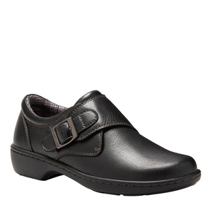 'Eastland' Women's Anna Monk Slip On - Black