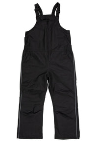 'Berne' Youth Snow Fort Bib - Black