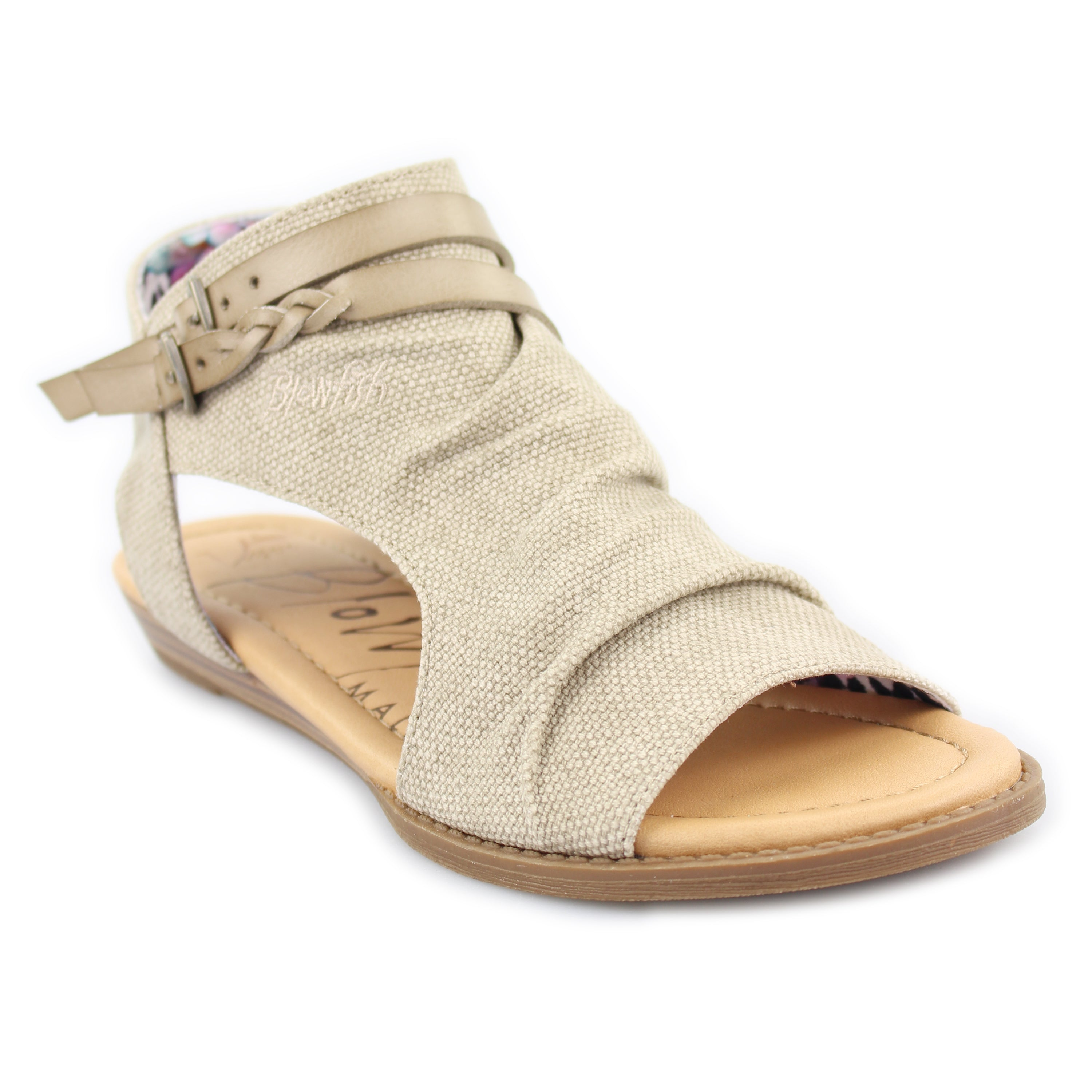 'Blowfish' Malibu Blumoon BF-7295 264 - Sandals - Lt. Taupe Rancher