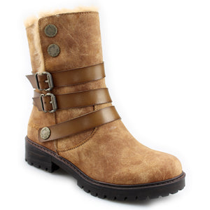 'Blowfish Malibu' BF-8063SH - Women's Radiki Vegan Boot - Carmel Ojai