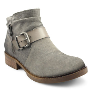 'Blowfish Malibu' BF-8070 470 - Vicky Ombre Ankle Boot – Smoke