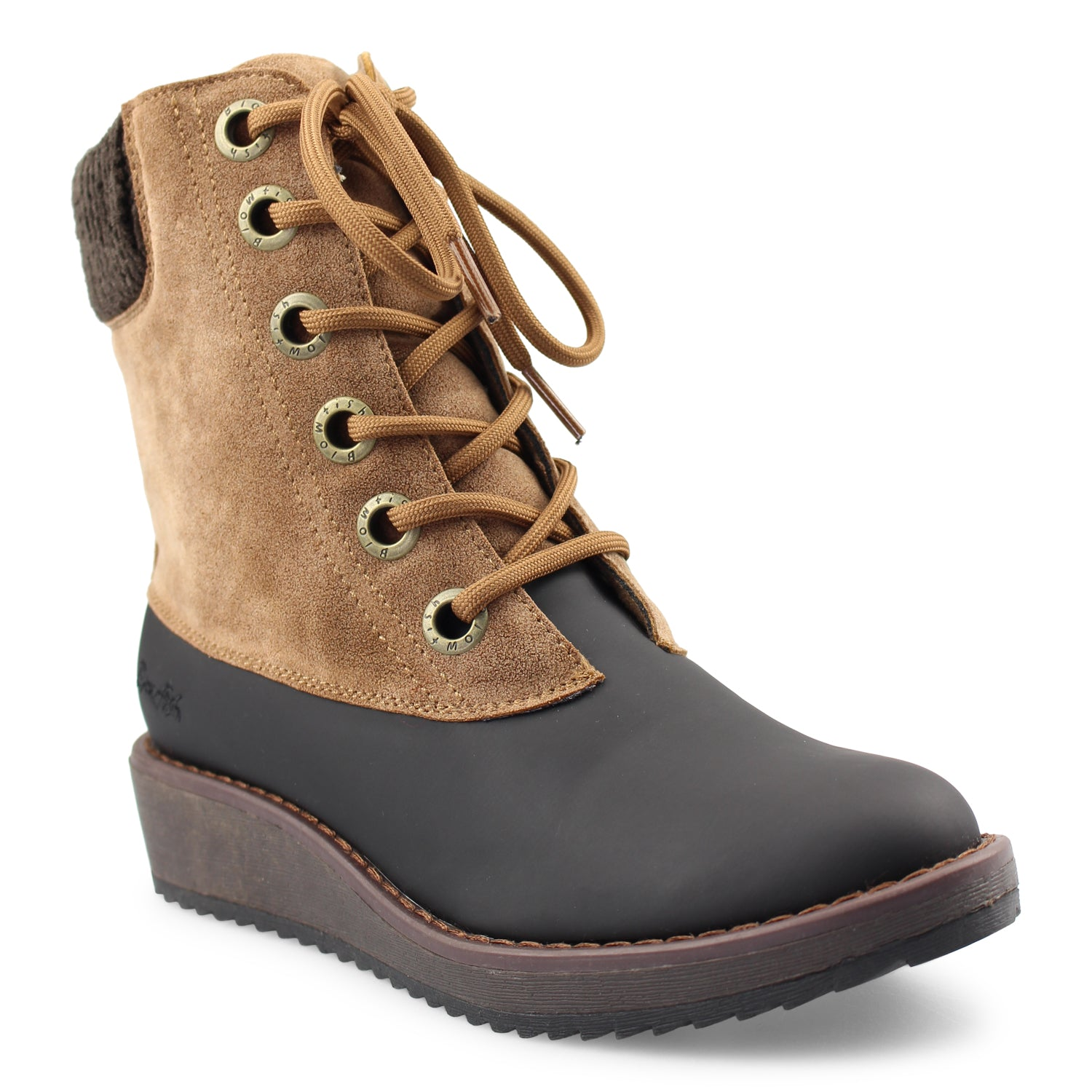 'Blowfish Malibu' BF-8181 223 - Women's Cabrillo Boot - Carmel