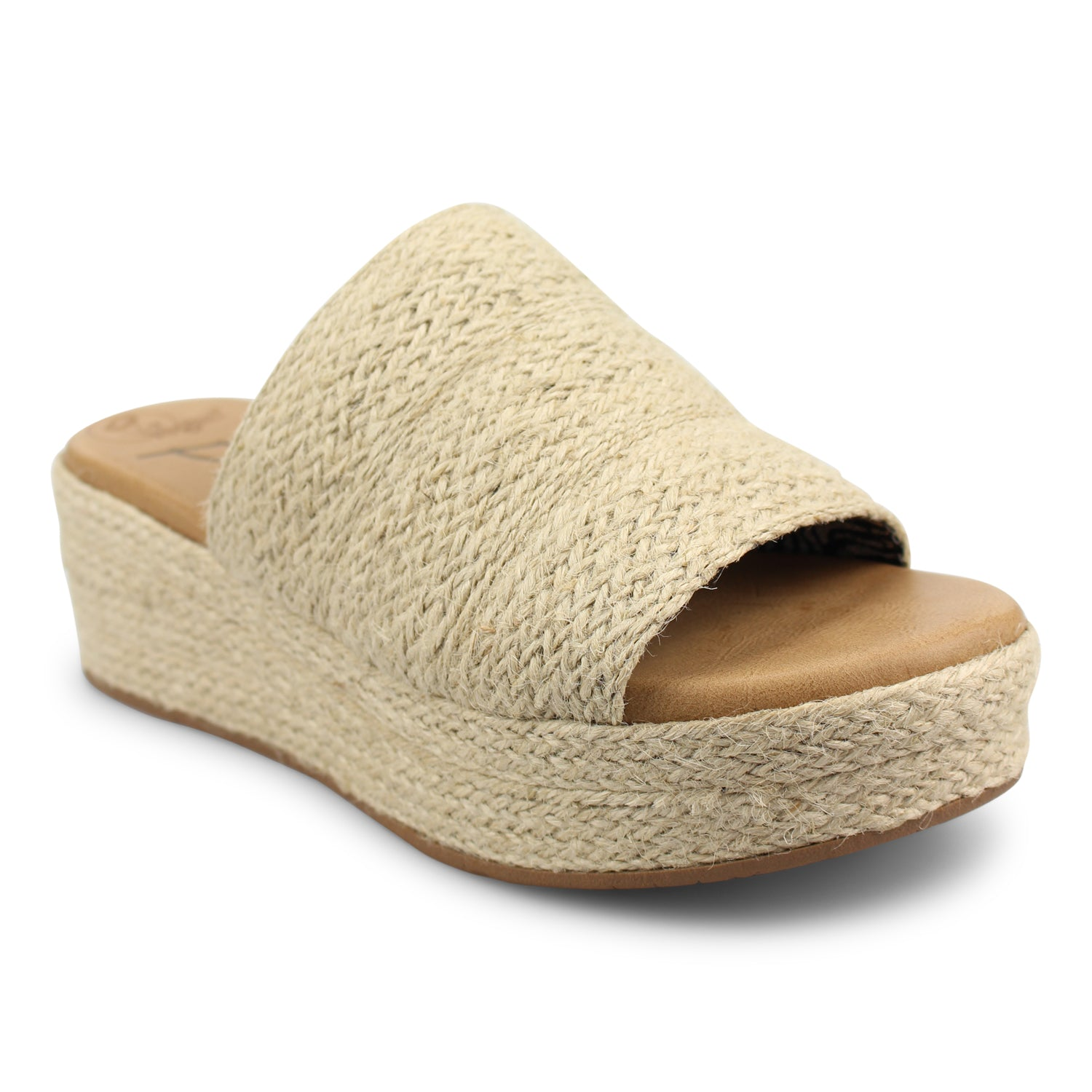 'Blowfish Malibu' Women's Leigh Sandal - Natural Jute