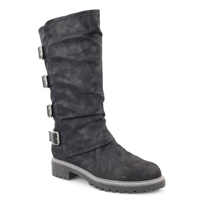 'Blowfish Malibu' Women's Roxie4Earth Lug Boot - Black