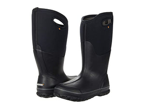 "'Bogs' Women's 13"" Classic Tall Wide Calf WP Insulated Neoprene - Black"