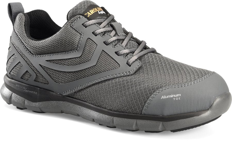 'Carolina' Men's Derecho Athletic ESD SR Aluminum Toe - Grey