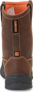 Composite Toe Pull-On Metguard - Dark Tan / Black