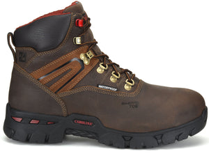 "6"" Coiler Lo Composite Toe Waterproof - Brown"