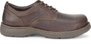 'Carolina' Men's BLVD 2.0 Aluminum Toe ESD Oxford - Brown