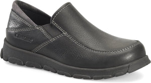 'Carolina' Women's S-117 ESD Slip On Aluminum Toe - Black