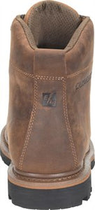 "'Carolina' Men's 6"" Dormer EH WP Steel Toe - Light Brown"