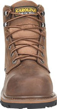 "Dormer 6"" Steel Toe Boot - Light Brown"