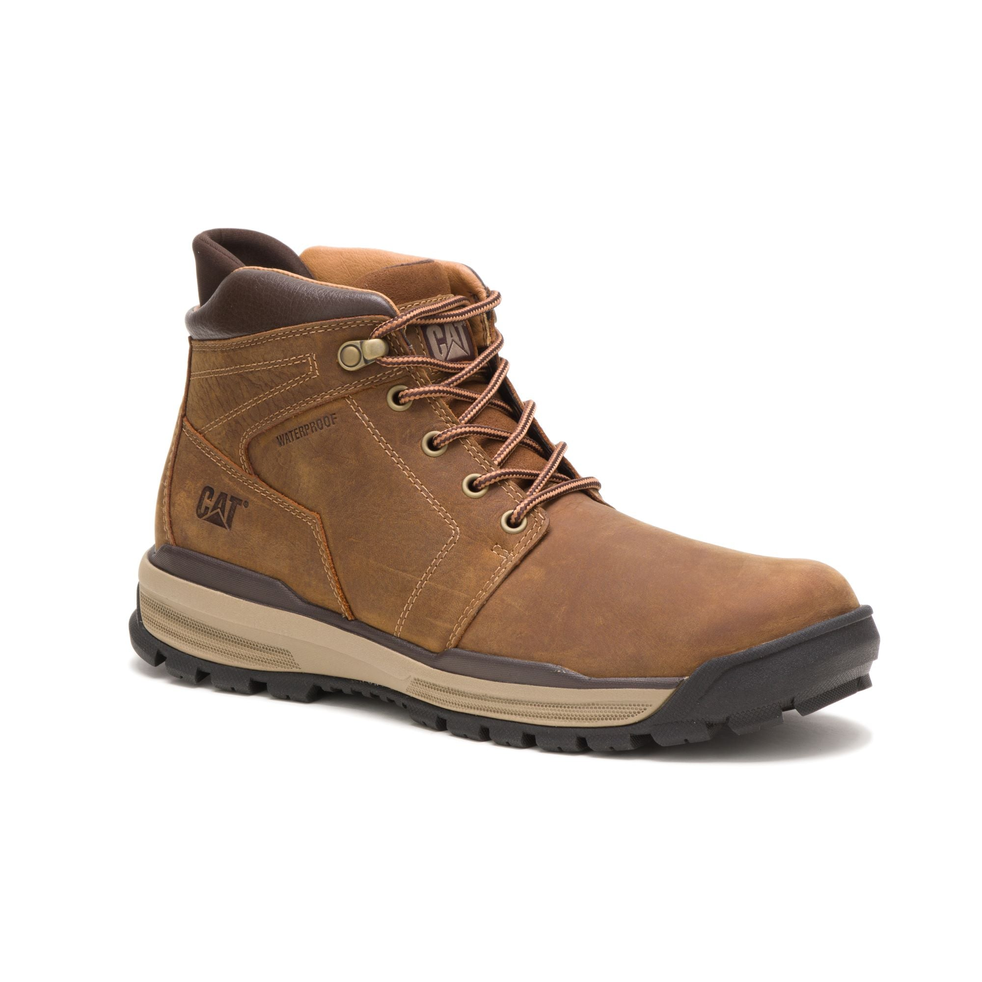 'Caterpillar' Men's Cohesion Ice Insulated WP - Brown