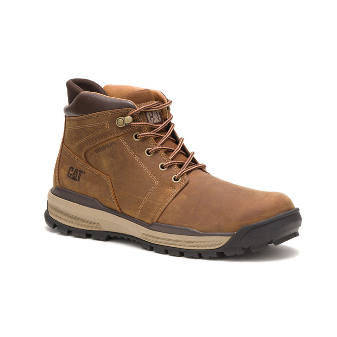 'Caterpillar' Men's Cohesion Ice+ WP 200GR Thinsulate - Brown