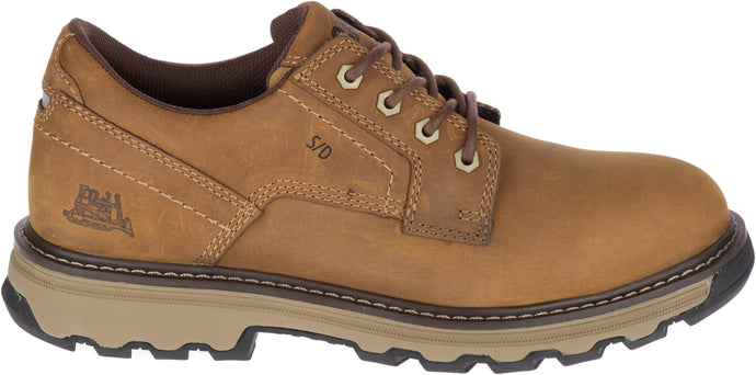 'Caterpillar' Men's Tyndall ESD (Soft Toe) - Dark Beige