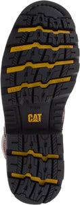 "'Caterpillar' Men's 6"" Indiana 2.0 EH Slip-Resistant - Dark Brown / Black"