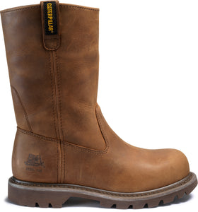 Revolver Steel Toe EH - Tan / Dark Beige
