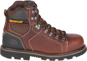 "Alaska 2.0 6"" Steel Toe Boot - Brown"
