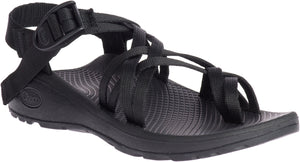 'Chaco' J107320 - ZCloud X2 Sandals - Solid Black