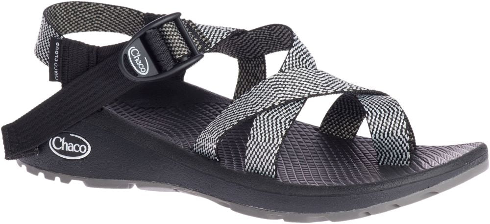 'Chaco' Women's ZCloud 2 Sandal - Excite Black & White