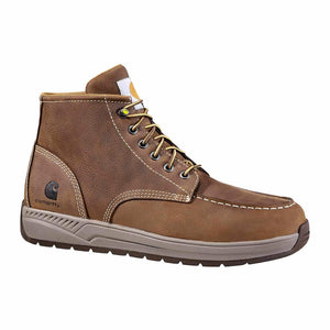 "'Carhartt' Men's 4"" Non-Safety Toe Oxford Wedge Sole - Tan"